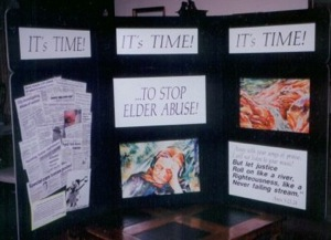 It's time to stop Elder Abuse!