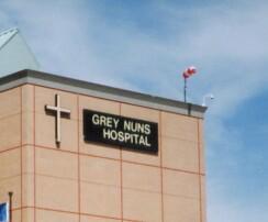 Grey Nun's Hospital