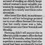 Public Trustee Alberta theft