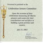 Celebration Seniors